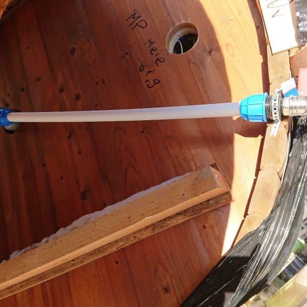 Avtappningsventil för badtunna