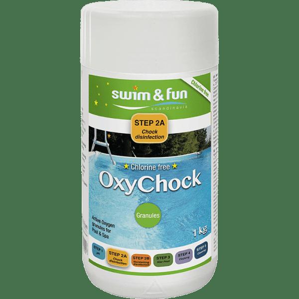 OxyChock Swim & Fun